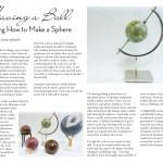 Making a Sphere
